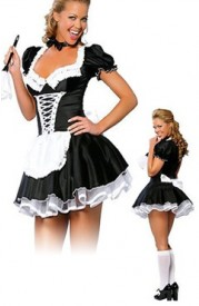 French Maids Costume2